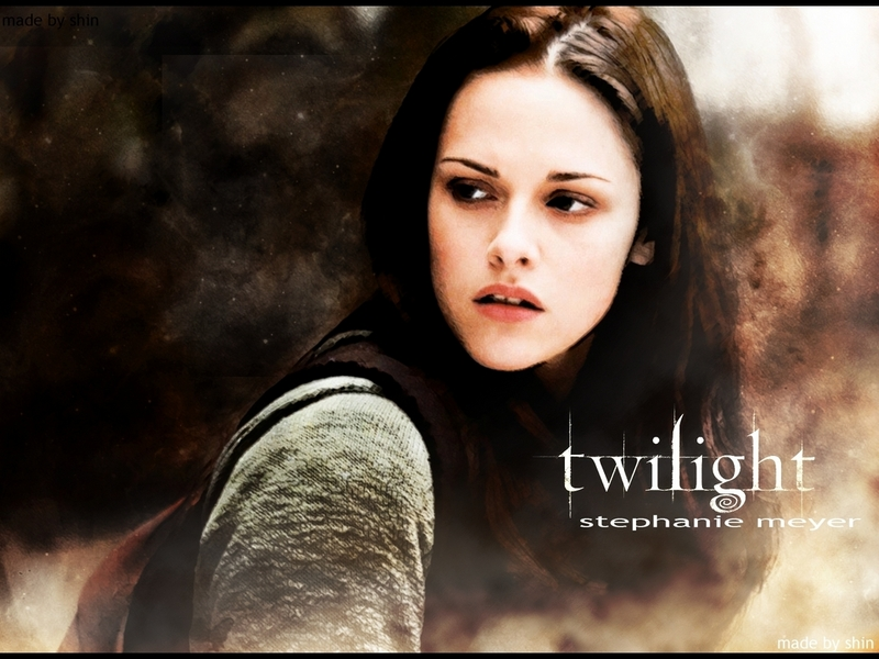 kristen stewart wallpapers in twilight. Wallpaper of twilight Bella