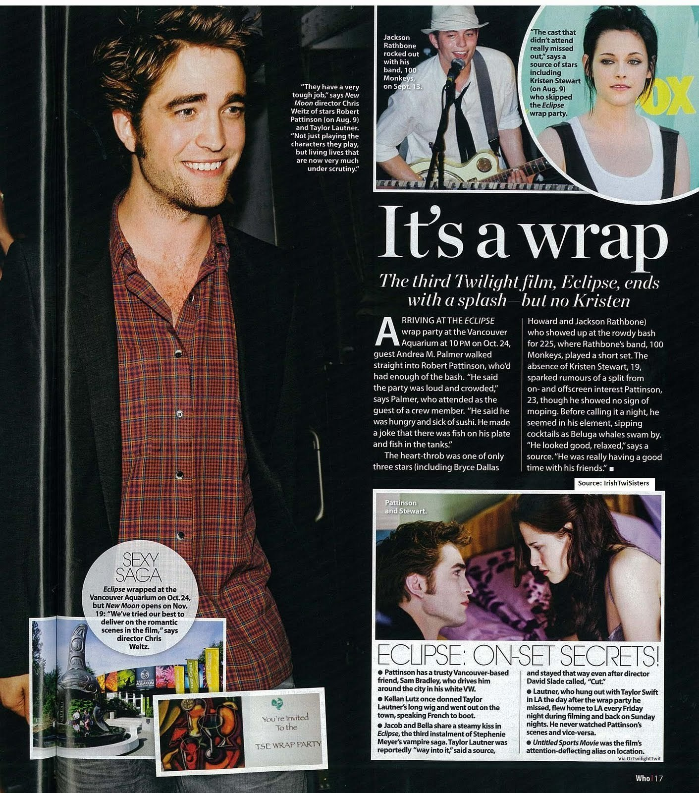 Who Magazine (Australia) Scans