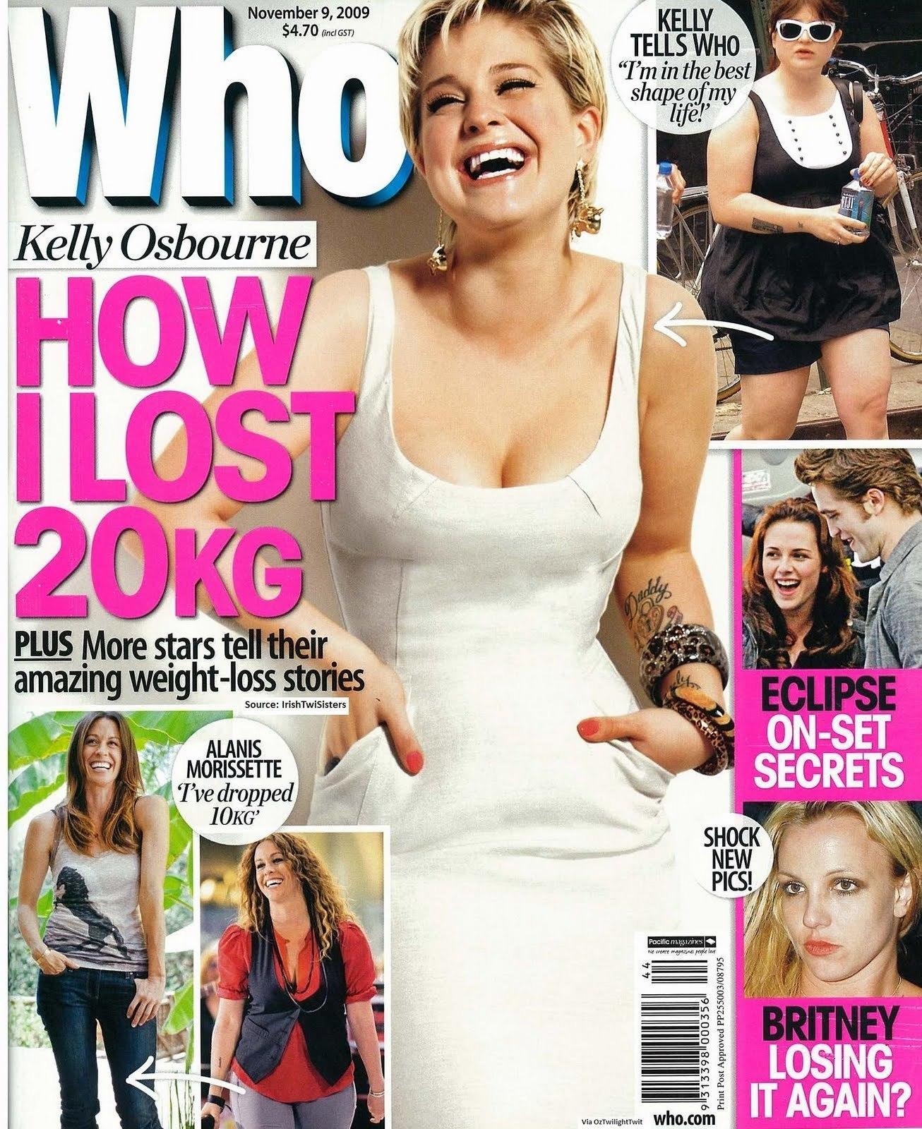 Who Magazine (Australia) Scans