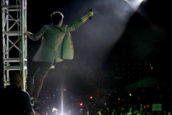 World Tour.  Guadalajara. Mexico. 30.10