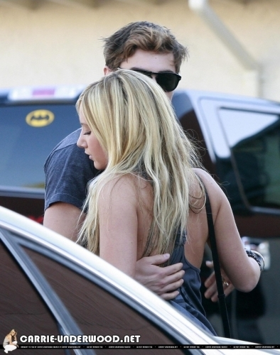 Zac & Ashley in LA