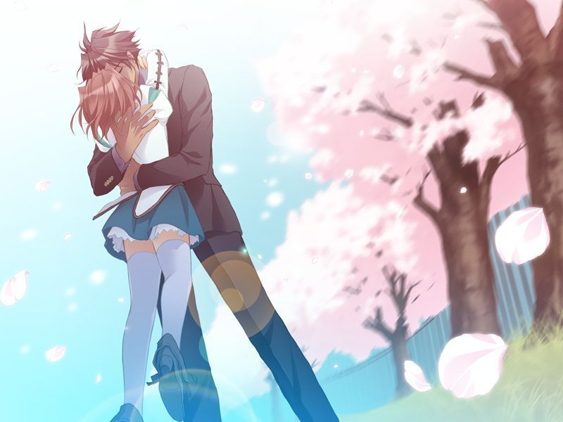 Anime Paare Bilder Couple Hd Hintergrund And Background Fotos 8837169