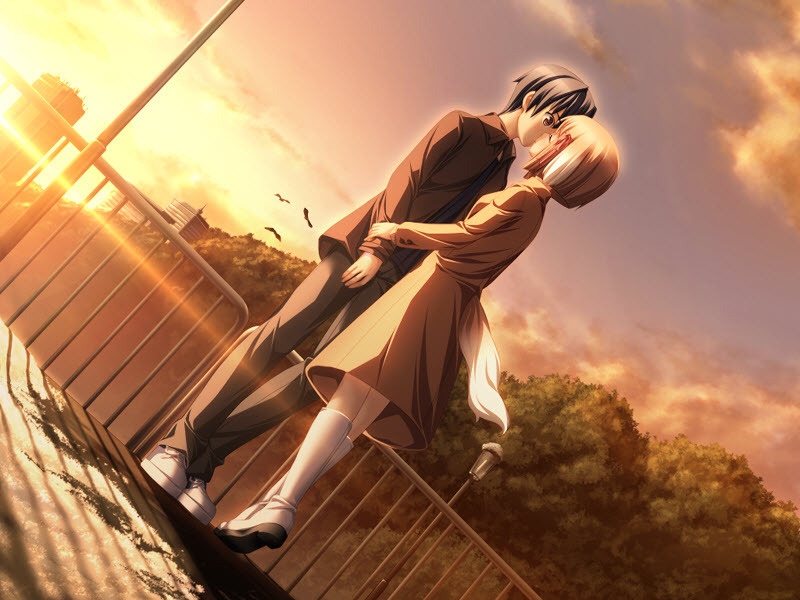 Couple anime couples photo 8837171 fanpop - Image manga couple ...