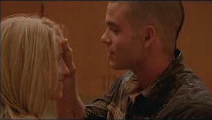 cute Puck and Quinn scene