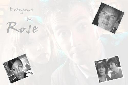 Doctor Who wallpaper called doctor/rose/donna/jack/sarah jane/martha everyone but rose