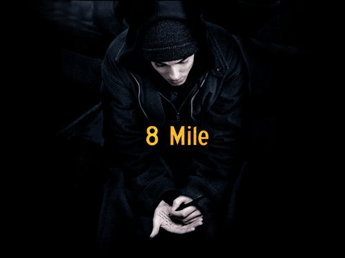 8 mile wallpaper called Eminem