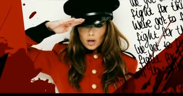 fight for this love - cheryl-cole photo