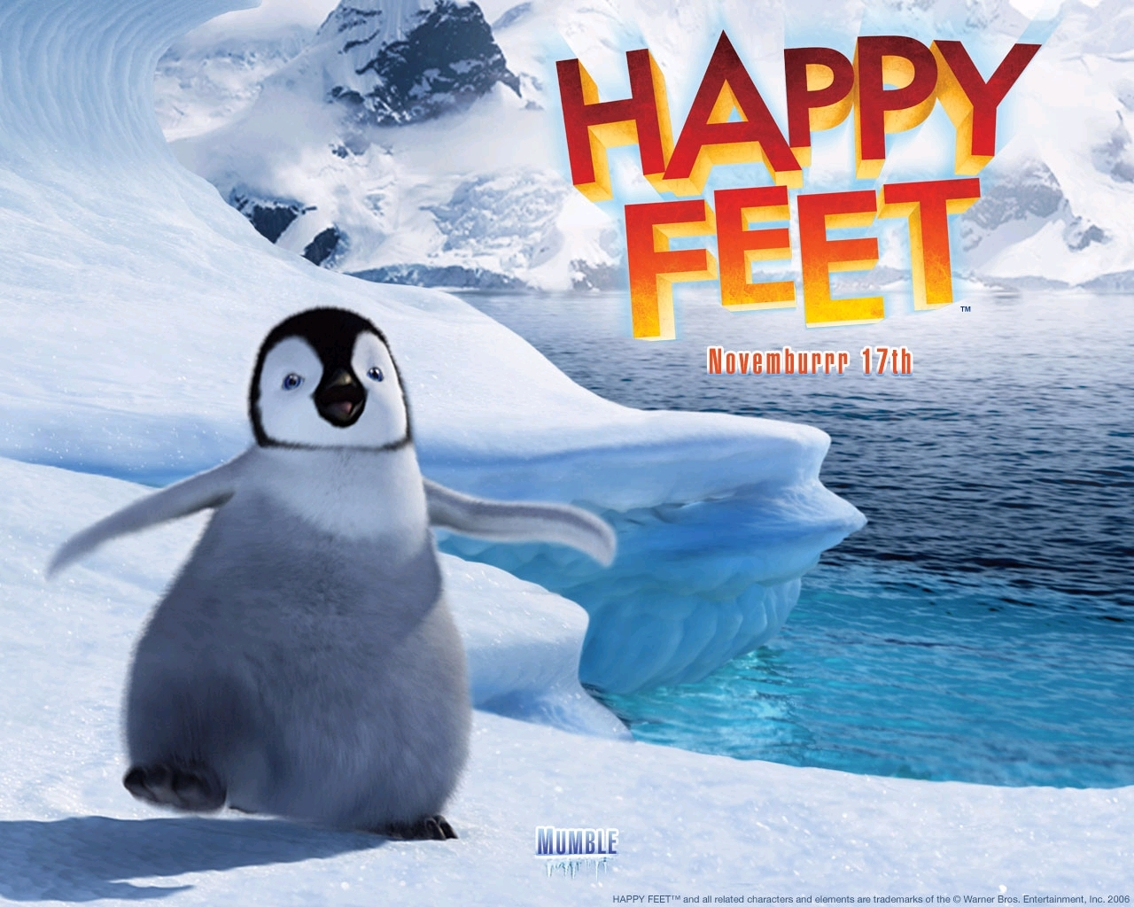 movie theaters images happy feet hd wallpaper and background photos