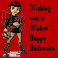 happy Halloween icone