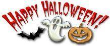 trích dẫn and các biểu tượng hình nền titled happy halloween!!!