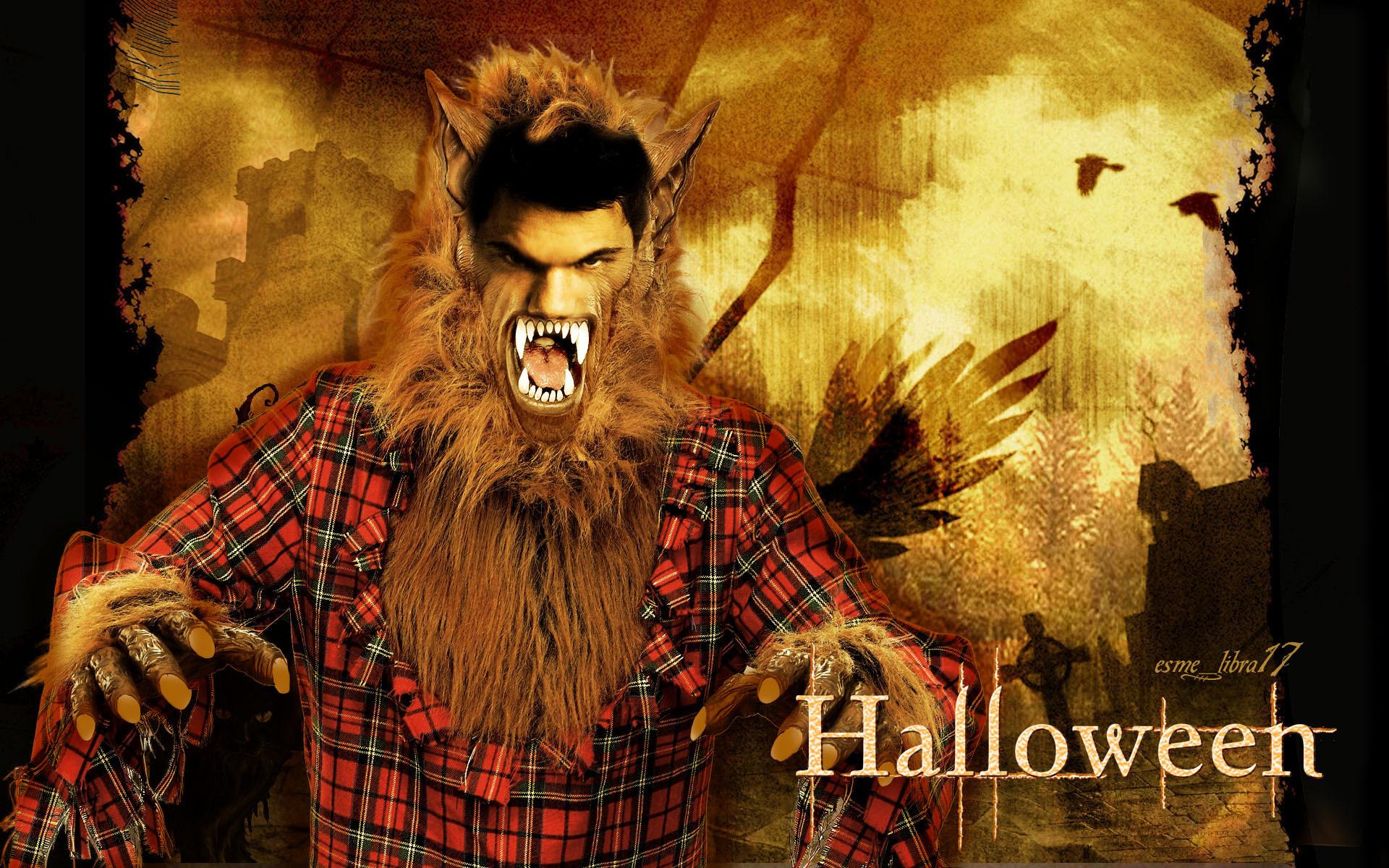 happy halloween - twilight cast - twilight-series wallpaper
