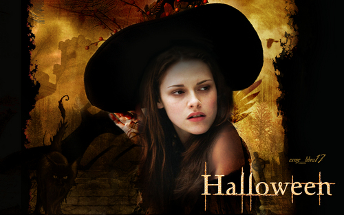 happy Halloween - twilight cast