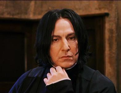 heres a really really sexxy pic my mom got me of professor snape...god hes freakin sexxy & beautiful
