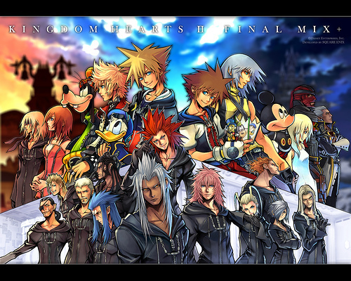 kingdom hearts all people