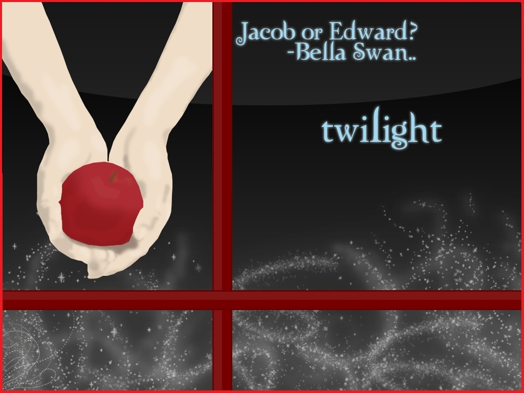love triangle - Twilight Series Wallpaper (8882814) - Fanpop