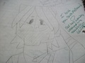 my first drawing of chris - total-drama-island fan art