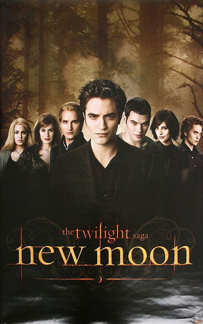 twilight series images new moon movie posters wallpaper