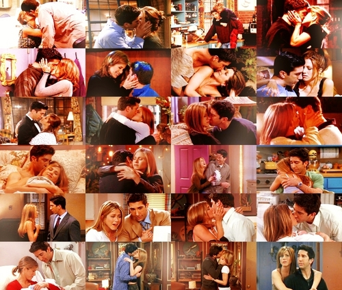 Ross and Rachel wallpaper called picspam