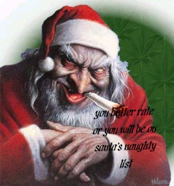 rate because santa sagte