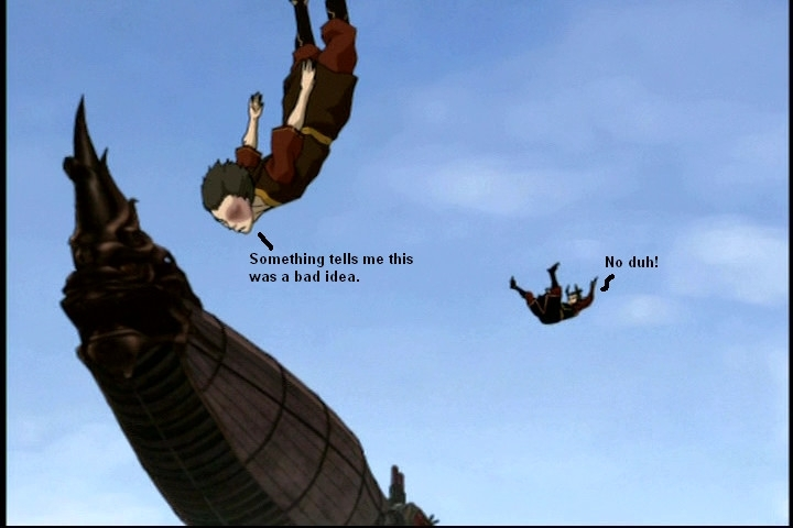 skydiveing