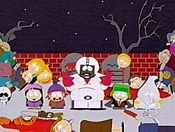 South Park wolpeyper titled sp halloween!!