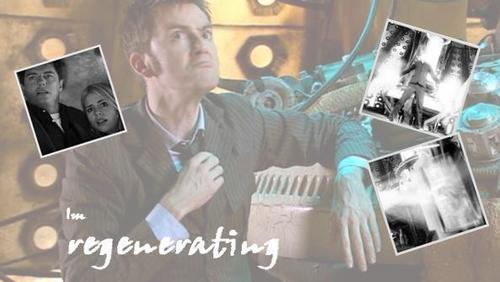 the doctor regenerates into...himself