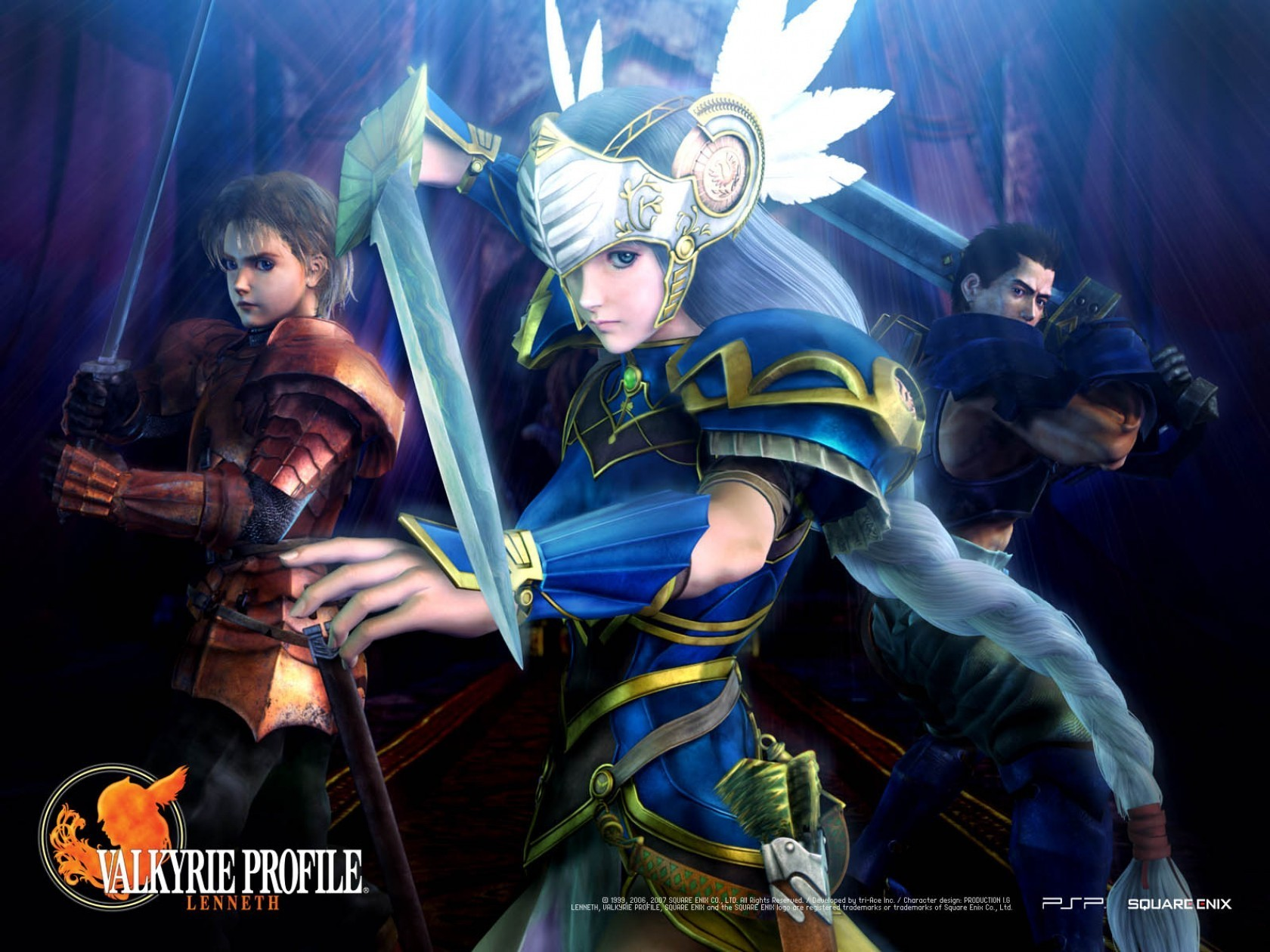 valkyrie profile - Valkyrie Profile Wallpaper (8806106) - Fanpop