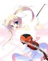 volin - anime-music photo