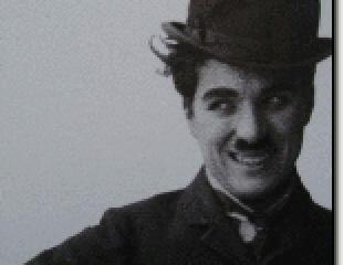 *Charlie Chaplin Smile*