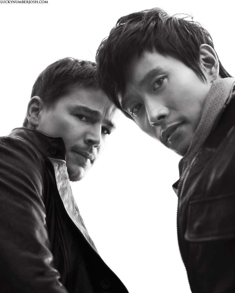Cho Sun Hi (Korea Vogue Nov 09)