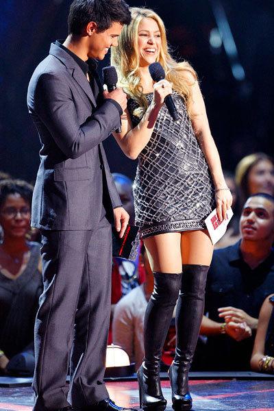 'New Moon' Cast's Night At The 2009 VMAs