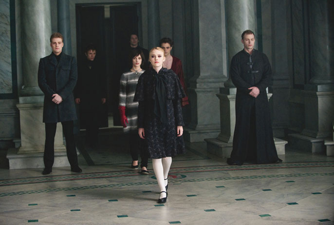 New Moon Still Inside Volturi Lair - twilight-series photo