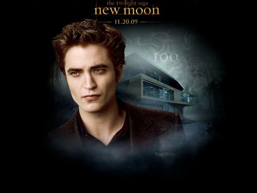 ~~~ New Moon wallpaper ~~~