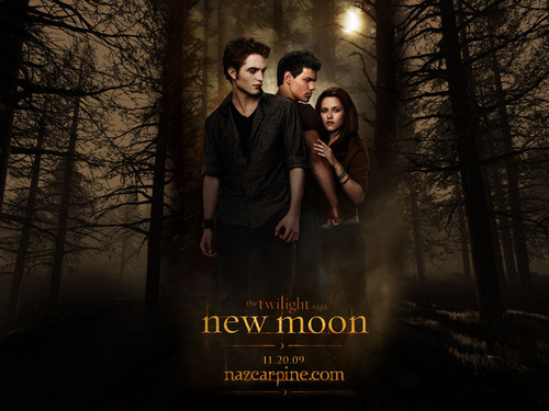 ~~~ New Moon 壁紙 ~~~