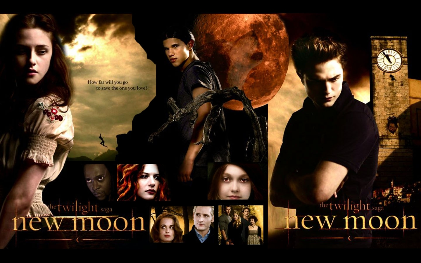~~~ New Moon Wallpaper ~~~ - twilight-series wallpaper