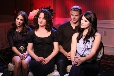 'New Moon' cast doing Press in LA