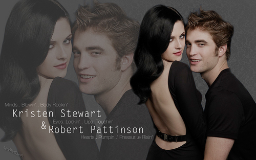 |Robert &amp; Kristen| - twilight-series Wallpaper
