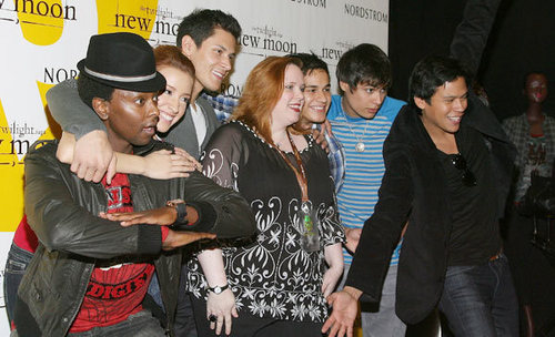 'The Twilight Saga: New Moon' Cast Tour