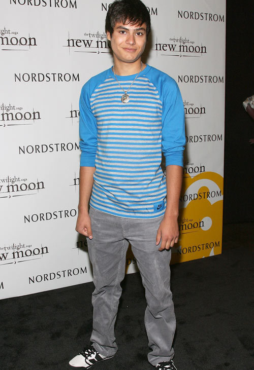 'The Twilight Saga: New Moon' Cast Tour