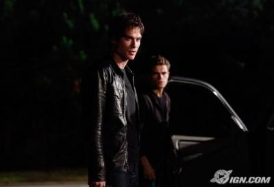 """The turning Point"" Damon episode still"