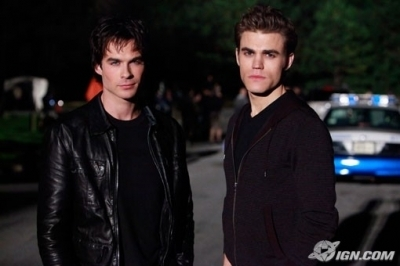 """The turning Point"" Damon episode still"