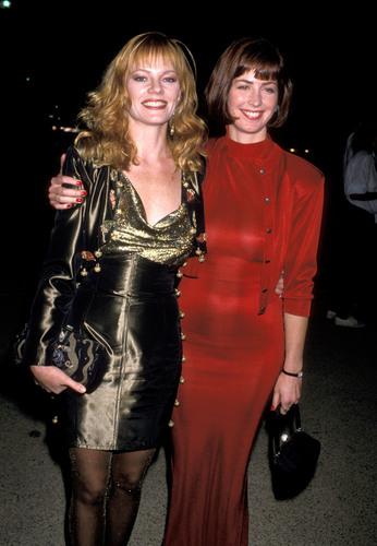 Marg @ 41st Annual Primetime Emmy Awards Rehersal [September 16, 1989]