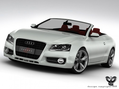 audi a5 cabrio audi photo 8967335 fanpop. Black Bedroom Furniture Sets. Home Design Ideas