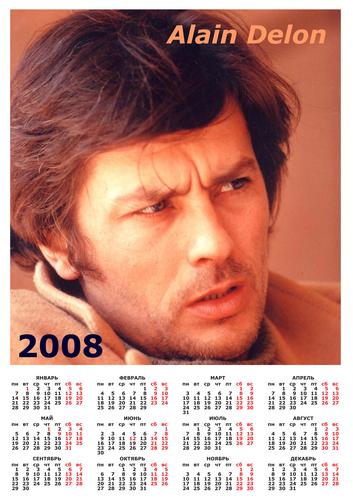 Alain's Calendar