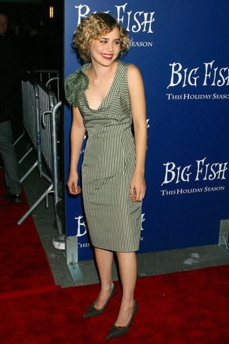 Alison Lohman | Big مچھلی Premiere (2003)