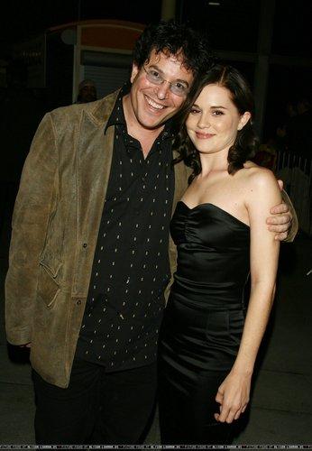 Alison Lohman   Flicka Premiere (2006)