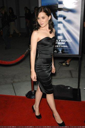 Alison Lohman | Flicka Premiere (2006)