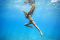America's Next Top Model Cycle 13 Underwater Photoshoot - americas-next-top-model photo