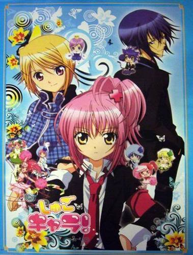 Amu, Ikuto and Tadase