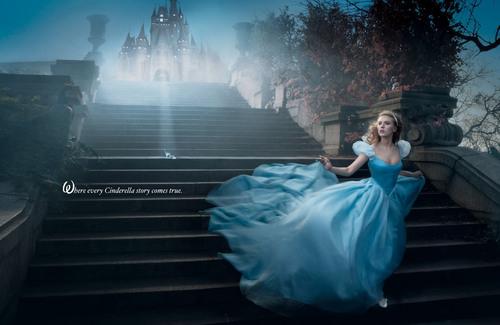 Annie Leibovitz Diseny dream portrait
